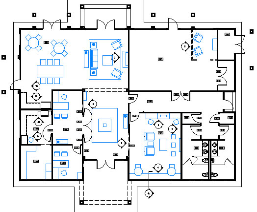 Golf club house designs floor plan american hwy Golf course house plans